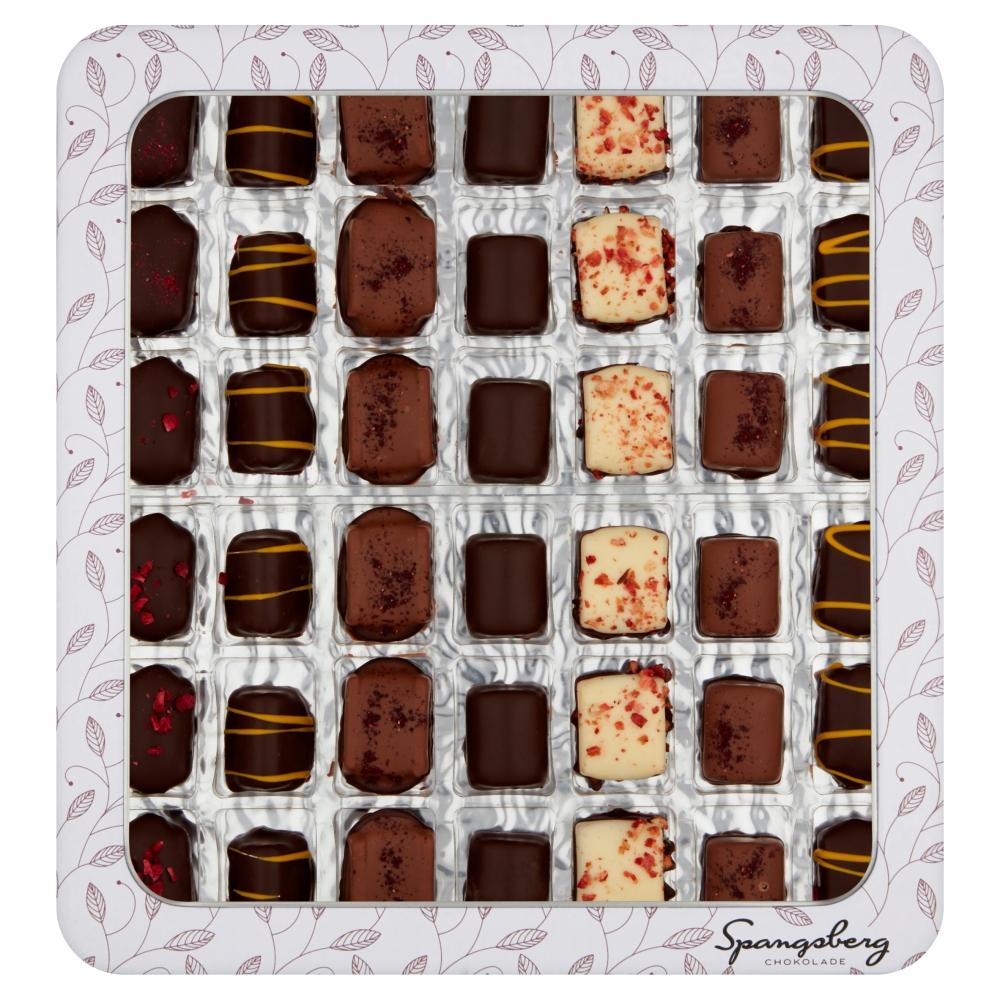 spangsberg dessertchokolade pris